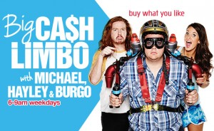 SAFM Big Cash Limbo – Win a share of $60,000