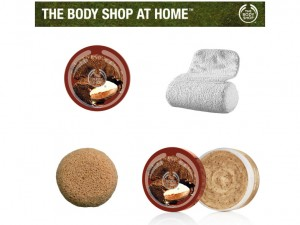 Hip Little One – Win a The Body Shop Brazil Nut prize pack
