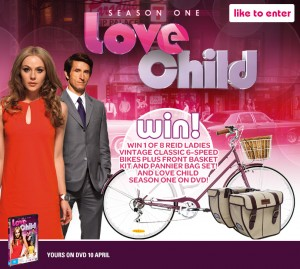 The Viewing Lounge – Win 1 of 8 vintage bicycle