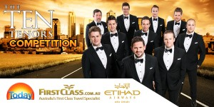 Channel 9 – Today show 10 Tenors win a trip to Chicago 2014