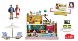 Total Girl – Win 1 of 7 Lundby Doll House prize packs