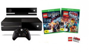 Total Girl – Win Lego prize pack incl Xbox One console and 2 games