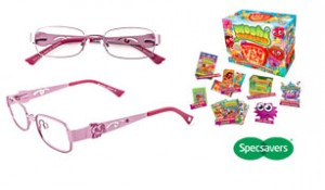 Total Girl – Win 1 of 2 Moshi Monster Specsavers prize packs