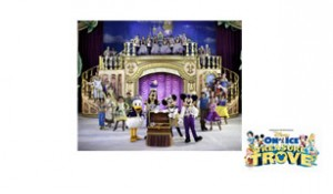 Total Girl – Win 4 tickets to Disney on Ice
