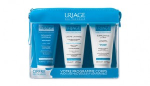 BeautyHeaven~WIN one of 5 Uriage body packs
