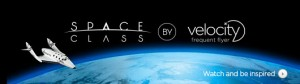 """Velocity – Win A seat on the Virgin Galactic Sub-Orbital Flight (""""Space Class Upgrade"""") Valued at AU$250,000"""