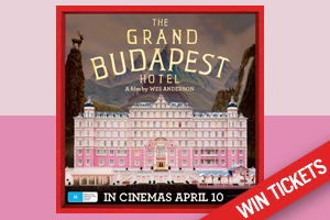 inmycommunity Win tickets to The Grand Budapest Hotel