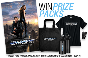 inmycommunity Win tickets to Divergent and prize packs