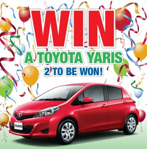 Sydney's Paddy's Market – Haymarket or Flemington – Win 1 of 2 Toyota Yaris Car