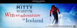 American Express – Win a trip to Iceland 2014