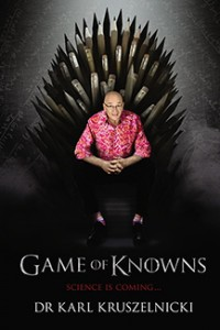 Australian Geographic – Win a copy of Dr Karl's Game of Knowns