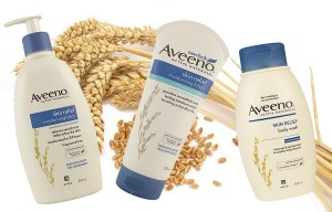 WIN AVEENO'S NEW SKIN RELIEF RANGE FOR DRY SKIN