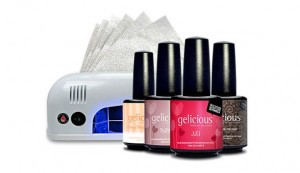 BeautyHeaven – WIN a Gelicious Hybrid Nail Pack