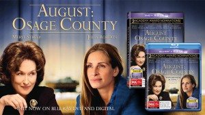 Channel Ten – Win dinner for a whole year or dvd copies of August Osage