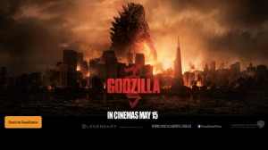 Channel Ten – Win private 3D Hoyt's Xtremescreen screening of Godzilla for 20