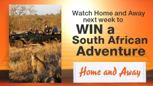 Channel 7 – Watch Home and Away To Win Disney's The Lion King South African Adventure Competition