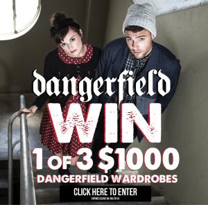 Dangerfield – Win 1 of 3 $1,000 wardrobes