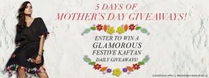 Jets Swimwear – Win a Festive Kaftan (daily giveaways)