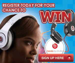 Win Dr. Dre Beats Studio Headphones