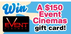 Wendys Yum Club member – Win Event Cinema Gift Card worth $150