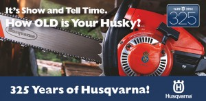 Husqvarna – Win a Chainsaw $1,079,a Lawn Mower $499 or a Blower-Vac $269