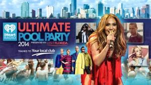 KIIS FM – Win iHeart Radio Ultimate Pool Party in Miami