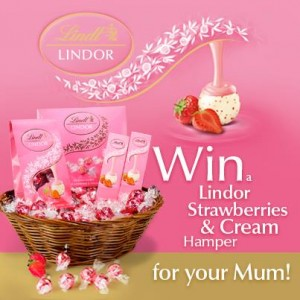 Lindt Australia – Win 1 of 5 Hampers