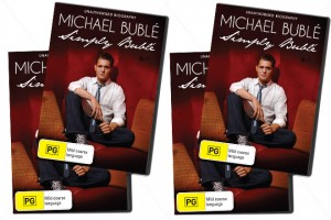 Mum's Grapevine – Win 1 of 10 Michael Bublé DVDs