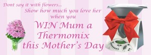 Mini Model Australia – Win Thermomix this Mother's Day 2014