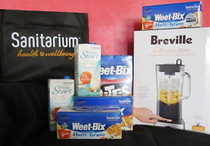 Nature and Health – Win 1 of 3 WIN Sanitarium breakfast hampers