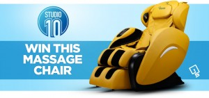 Network TEN – TenPlay – WIN this iS Groove Massage Chair