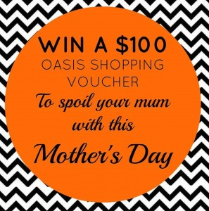 Oasis Homewares – Win a $100 voucher