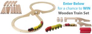 Parenting Central Australia – Win Ikea wooden train set