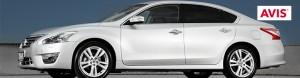 Qantas – Hire a car to Win a Nissan Altima