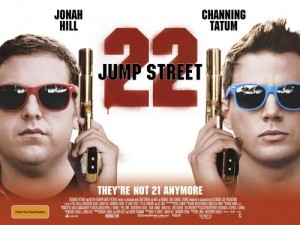 RAA (M/R PAID)win 1 of 20 double passes to 22 Jump Street