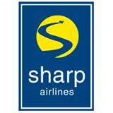 Sharp airlines, win 1 of 5 $100 sharp vouchers