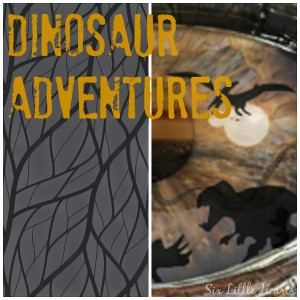 Six Little Hearts – Win a Family Pass to the VIP Opening Night of Dinosaur Adventures in Melbourne
