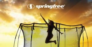 Springfree – Win 1/3 Springfree trampolines