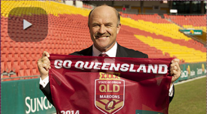 Suncorp Customers – Win the ultimate Holden State of Origin Game 3 experience in Brisbane