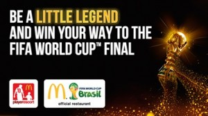 Channel 9 – Today Show – Win trip to Rio de Janeiro for FIFA a World Cup final