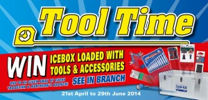 Tradelink – Win an icebox loaded with tools and accessories