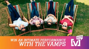 Vmusic – Win trip to Sydney for meet and greet with The Vamps