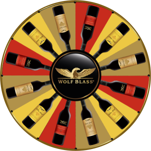 Wolf Blass – Spin to win