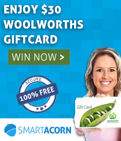 Win a $30 Woolworths Gift Card