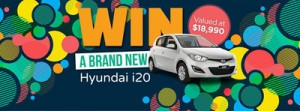Acquire Learning – Win Hyundai i20 Car