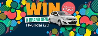 Acquire Learning – Win Hyundai i20 Car