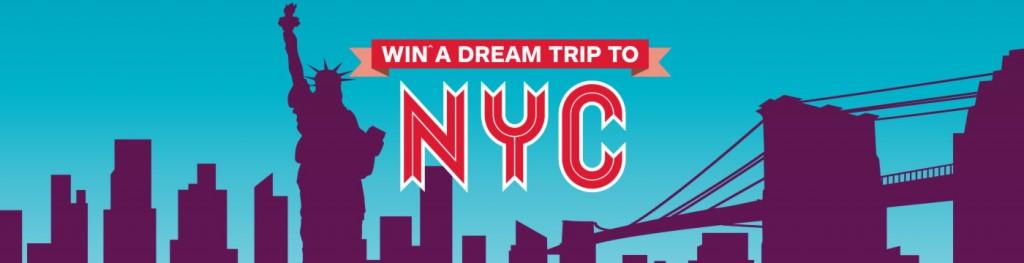 Australia Post – Win AMEX Dream Trip To NYC 2014