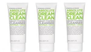 BeautyHeaven – WIN 1 of 10 Absolute Dream Clean Creamy Foaming Cleansers
