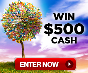Win $500 Cash Competition