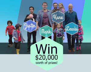 Channel Nine House Husbands – Win $20,000 Home Improvement or Home appliances